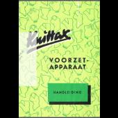 Knittax M2 Ribber User Guide