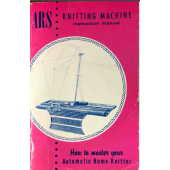 ARS Knitting Machine Manual