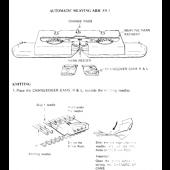 Studio AW-1 Weaving Arm