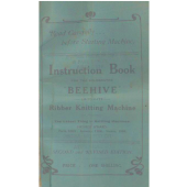 Beehive Knitting Machine Instruction Manual