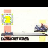 Singer Designer 2 Instruction Manual