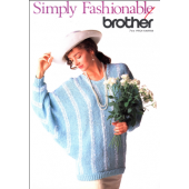 Brother Simply Fashionable for 7mm Knitters Magazine