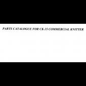 Brother CK35 Parts Manual
