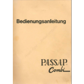 Passap Combi User Manual