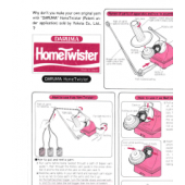 Daruma HomeTwisterr User Manual