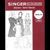 Singer 5 Ply Dresses Set In Sleeves