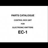 EC1 Knitting Machine Parts Catalog