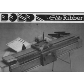 Bond Elite Ribber Instruction Manual