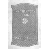 Golden Fleece  Instruction Manual