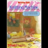 Hobby Girl Tomy Knitting Machine Manual