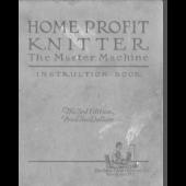 Home Profit Instruction Book