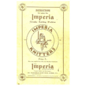 Imperia alt Instruction Book