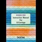 Brother KG88 II and KG89 II