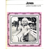 Jones Pattern Books No 10.