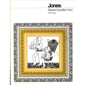 Jones Pattern Books No. 4