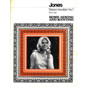 Jones Pattern Books No. 7