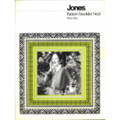 Jones Pattern Books No. 8
