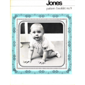 Jones Pattern Books No. 9