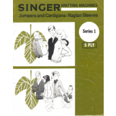Singer Series 01 5 Ply Jumpers and Cardigans Set In Sleeves