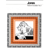 Jones Pattern Books No. 1