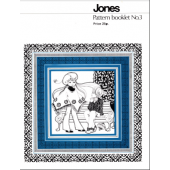 Jones Pattern Books No. 3
