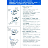 Brother KA-240 User Manual
