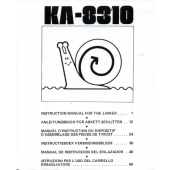 Brother KA8310 Linker User Guide