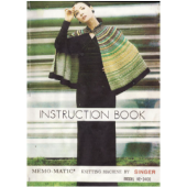 Singer KE2400 Knitting Machine Instruction Manual