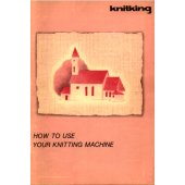 Knitking KK93 - Brother KH893 User Guide