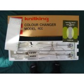 KnitKing RCC Double Bed Color Changer
