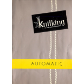 Knitking Automatic Instruction And Pattern Book