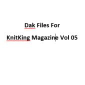 KnitKing Vol 05 Files for Designaknit