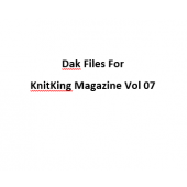 KnitKing Vol 07 Files for Designaknit