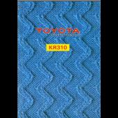 Toyota KR310 Bulky Ribber Manual