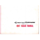 KR5 Knit Radar User Manual