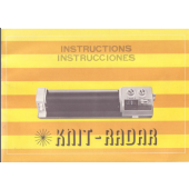 KR6 Knit Radar User Manual