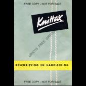 Knittax S User Manual