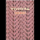 Toyota KS950 Knitting Machine User Manual