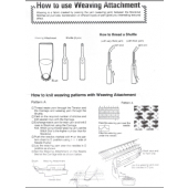 LW1 Weaving Arm User Manual