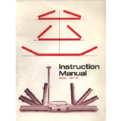 Singer MK70 Knitting Machine Instruction Manual