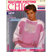 Machine Knitting Chic Magazine Issue 01