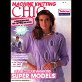 Machine Knitting Chic Magazine Issue 03