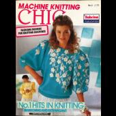 Machine Knitting Chic Magazine Issue 04