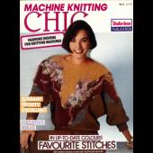 Machine Knitting Chic Magazine Issue 05