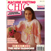 Machine Knitting Chic Magazine Issue 06