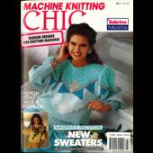 Machine Knitting Chic Magazine Issue 07