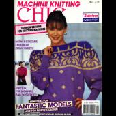 Machine Knitting Chic Magazine Issue 08