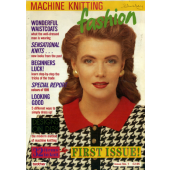 Machine Knitting Fashion Issue No. 01