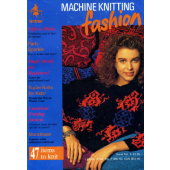 Machine Knitting Fashion Issue No. 04