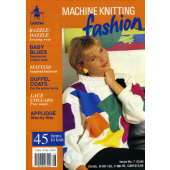 Machine Knitting Fashion Issue No. 07